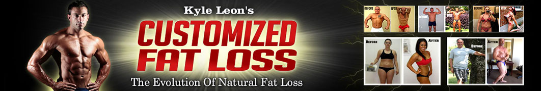 What is Customized Fat Loss? Torches fat while preserving lean muscle!